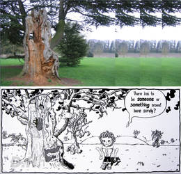 Voodoo Lydiard Tree