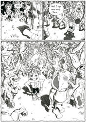 SVG Graphic Novel - Page Four