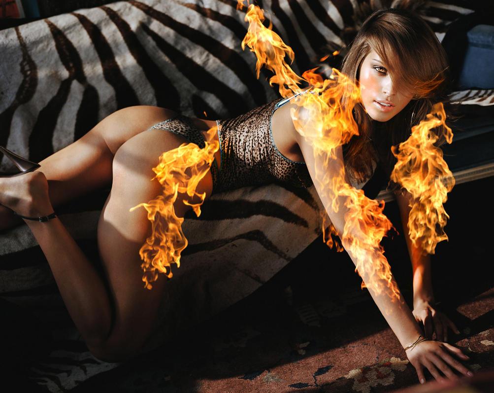 Секс огня
