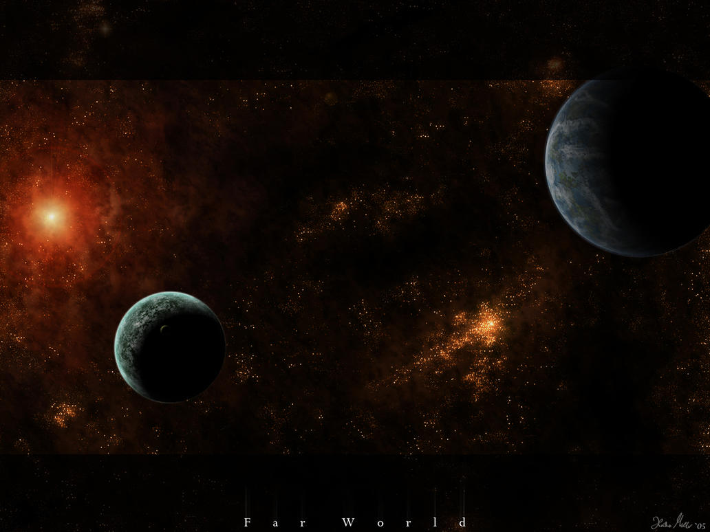 Far World by Kirue