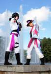 Tokiya and Syo (Utapri)