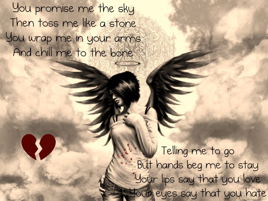 Image Result For Linkin Park In Pieces Lyrics