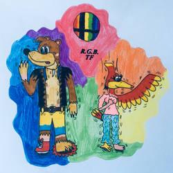 Banjo and Kazooie TF