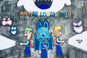 Happy Halloween 2019 by LUNA1071996
