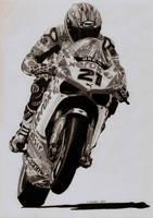Troy Bayliss - '08 Ducati 1198R WSBK