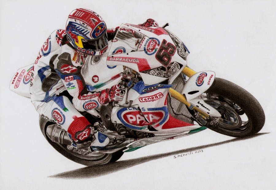Jonathan Rea - '13 Honda CBR1000RR SBK by Samipie