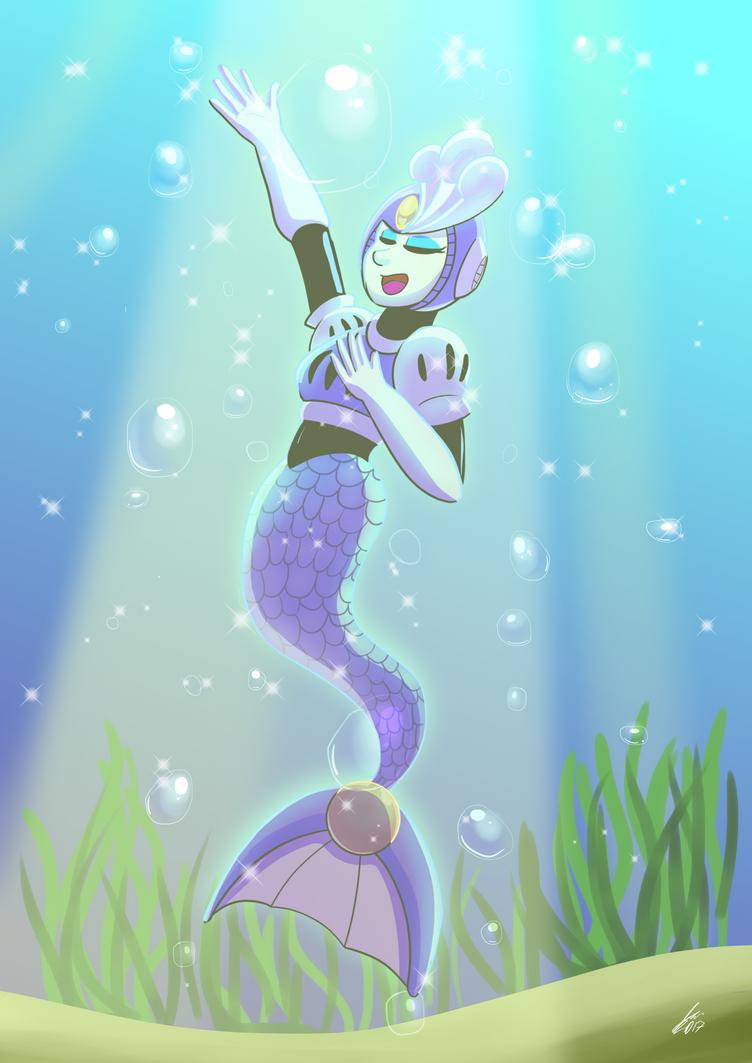 Splashwoman by FlightBotJetwing