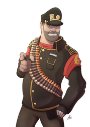 Jojo Heavy - Requested by Ratchet55 by FlightBotJetwing