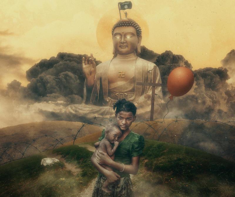 Rohingya by Al-Nahas