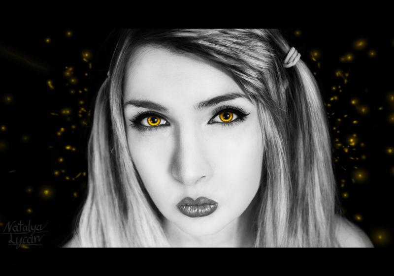 Natalya Lycan - Werewolf Girl Wallpaper by NatalyaLycan