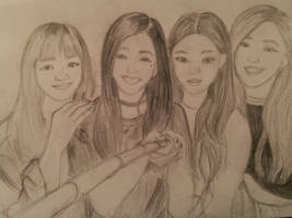 blackpink in your area by chexie101