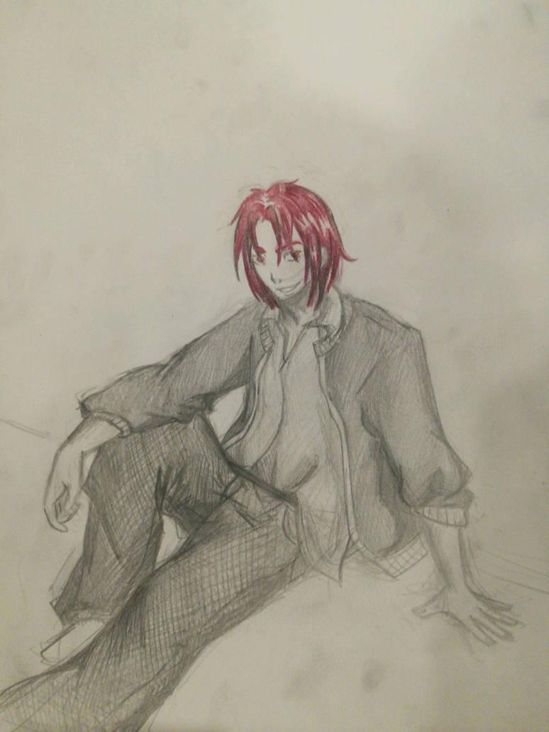 Rin Matsuoka by chexie101