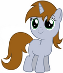littlepip filly