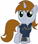 littlepip filly tecnica de pipbucks