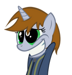 littlepip Innocent smile