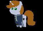 Littlepip Pointy Ponies Uniform