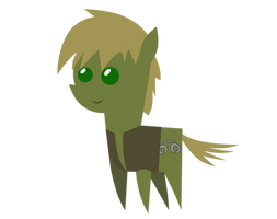 Murky Number Seven Pointy Ponies