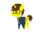 Lucky Pointy Pony