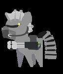 Pointy Ponies Steelhooves