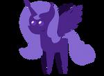 Lacunae Pointy Pony