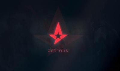 Astralis csgo wallpaper