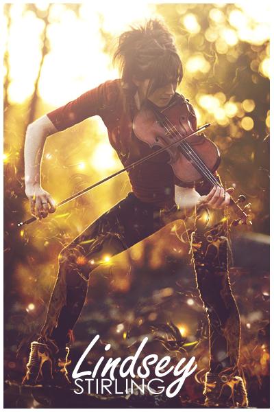 Lindsey Stirling by DeybDR