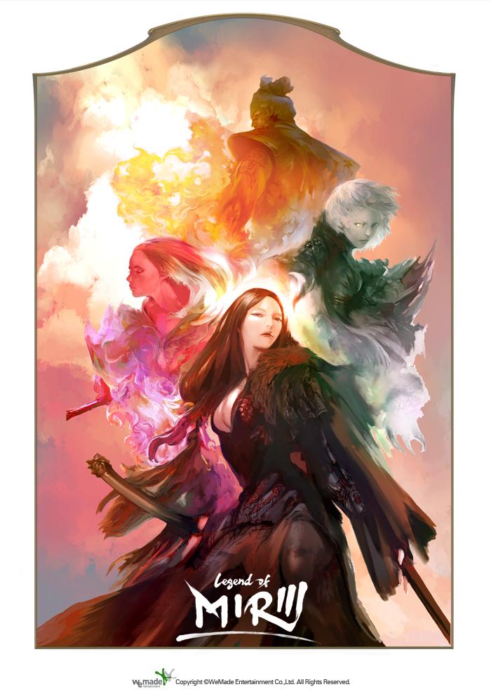 Mir 3 Poster by hoooook