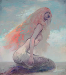 Mermaid by hoooook