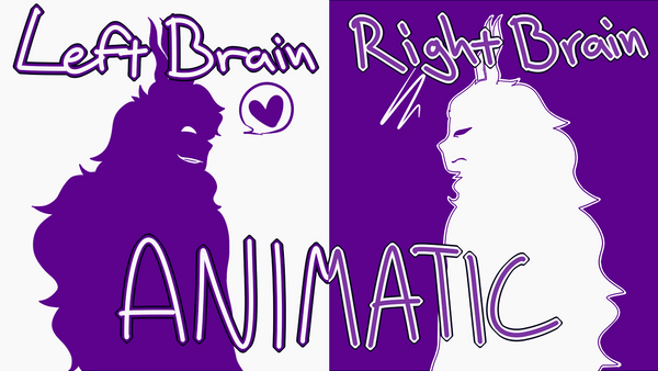 LB RB - Animatic (Link in description) by DemonCatLady