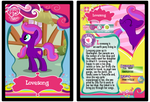 Lovesong trading card