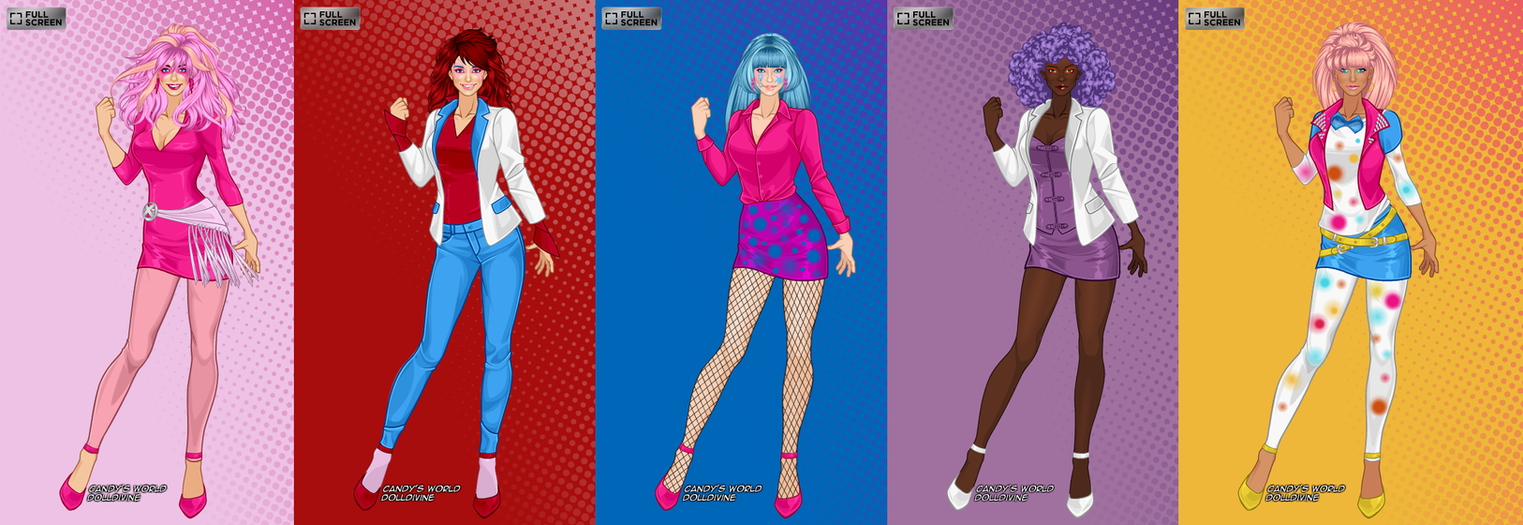 Jem And The Holograms by Shokka-chan on DeviantArt