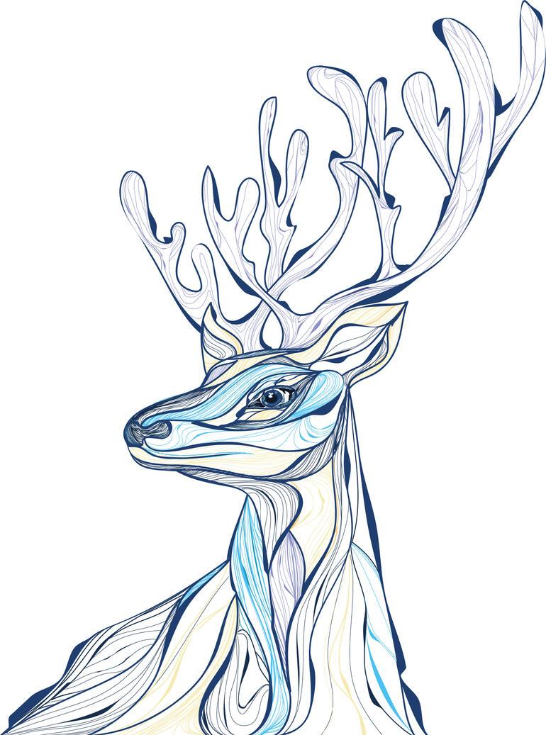 Deer by Ice-alex