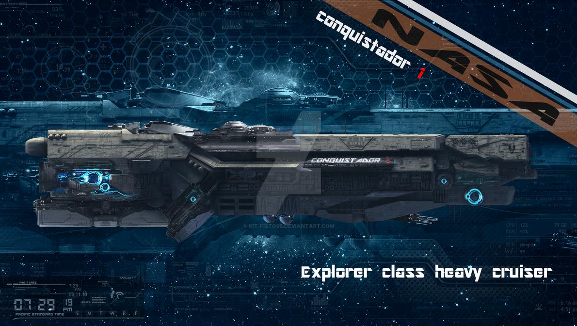 NASA Conquistador 1 by kit-fisto96