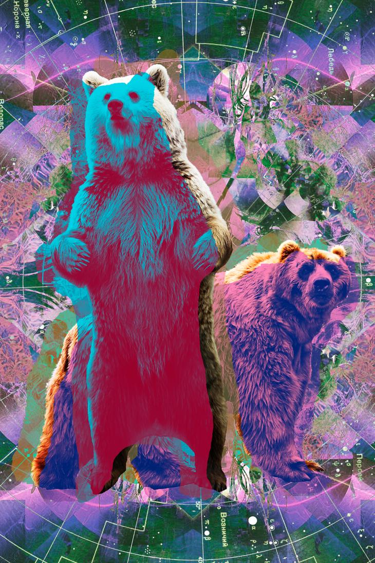 Bipolar Bear by kit-fisto96