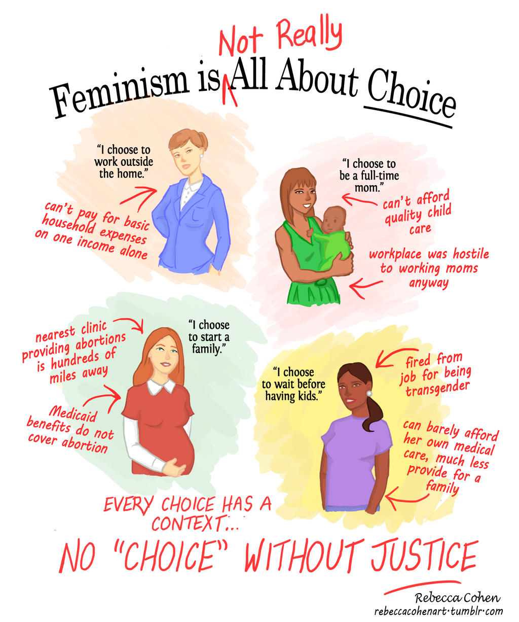 influences of feminism and class on Feminism was one of the great political and social movements of the 19th   overemphasis of the movement to focus on middle-class mainstream white  females.