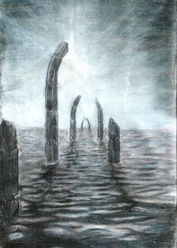 Echoes of the sunken