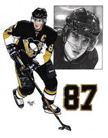 Sidney Crosby by Rathskeller7