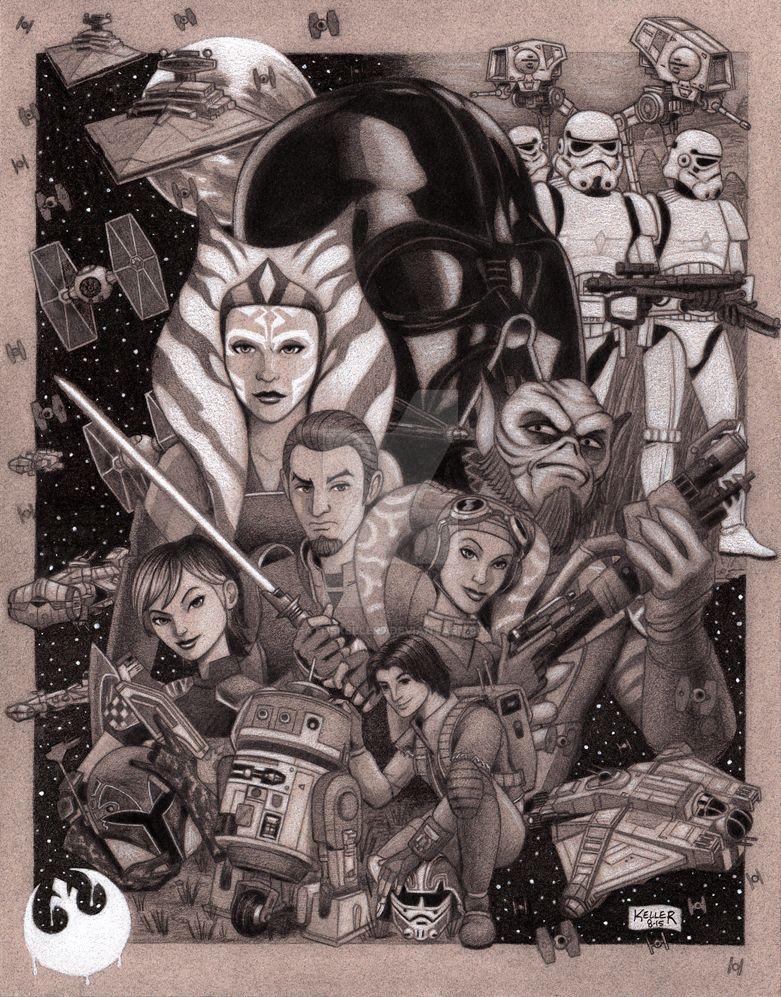 Rebels by Rathskeller7