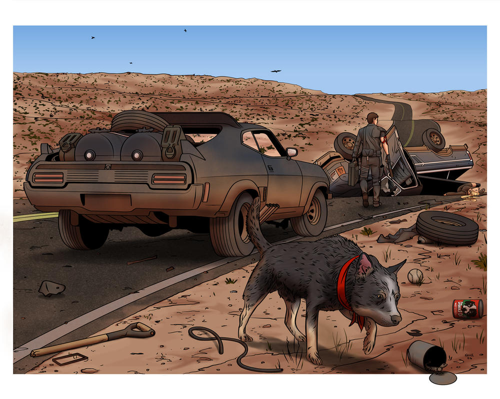 Dinki-Di Dog by Rathskeller7