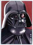 Darth Vader ACEO