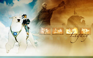 Legacy - Widescreen by BreakthroughDesigns