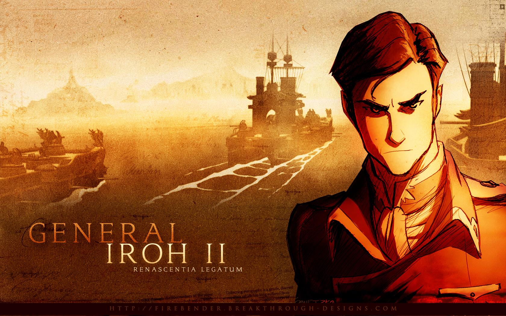 General Iroh II by BreakthroughDesigns