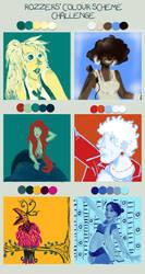Colour Scheme Challenge by iove