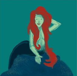 Ariel by iove