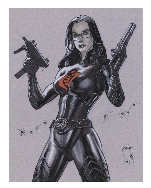 Baroness by StephaneRoux