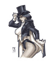 Zatanna's Back. by StephaneRoux
