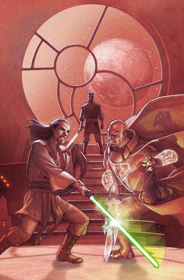 The Dark Side CVR 5 by StephaneRoux