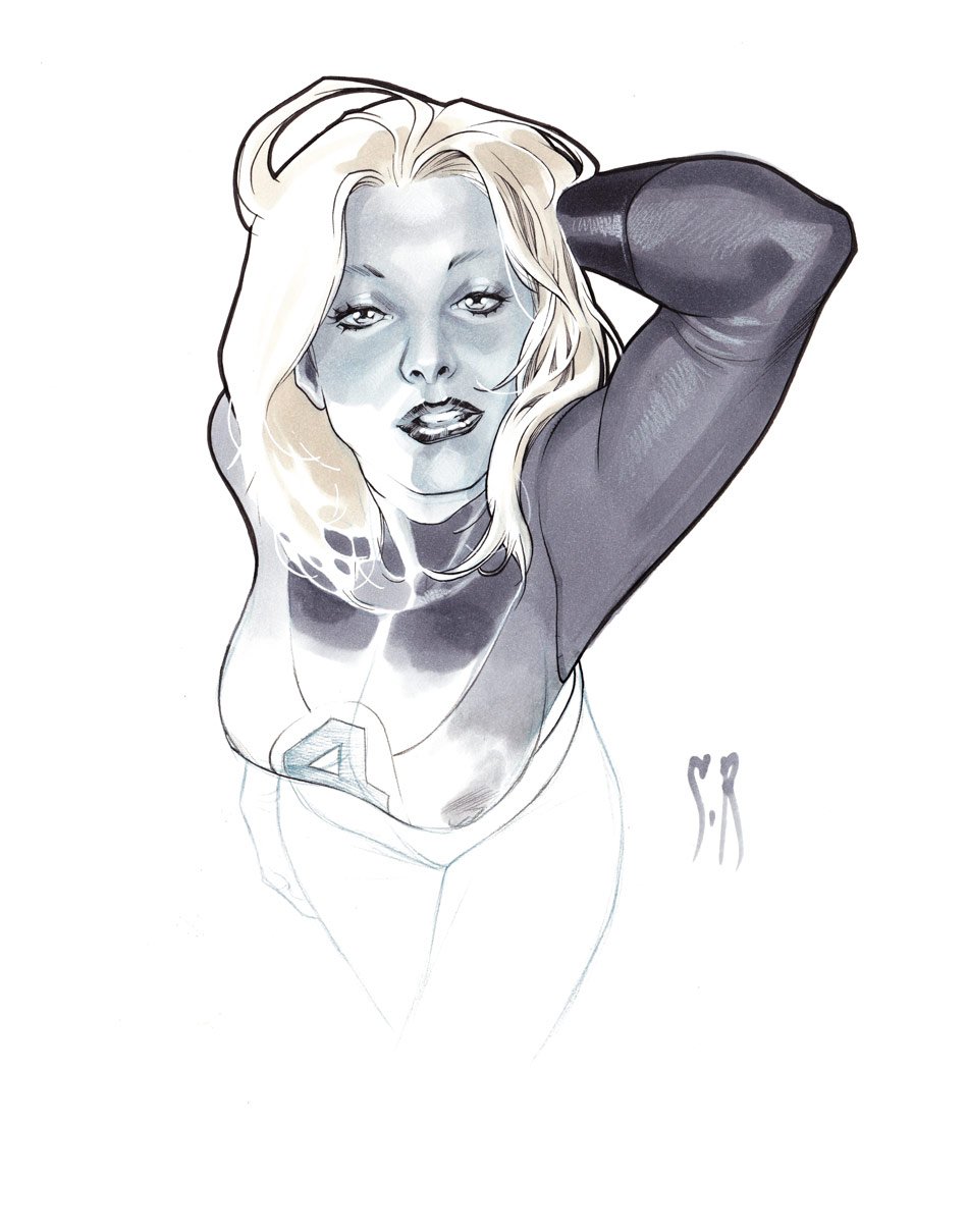 Sue Storm by StephaneRoux
