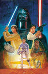 Star Wars Classic #1 Gamestop exclusive cover.