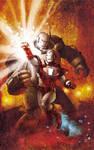 Avengers assemble # 14 Variant cover